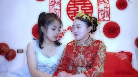 甜蜜蜜婚礼2020年腊月12 莫金川&成桂鸿 喜结良缘 婚礼花絮