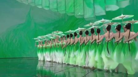 2021央视春晚舞蹈《茉莉》_超清
