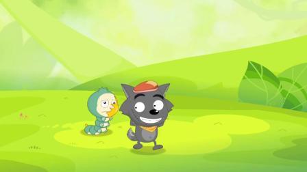 喜羊羊:灰太狼看见微微公主,竟被公主迷惑心智,竟干出了好事!