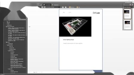 DIALux evo 9.2 专业版导出功能