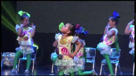 2021最新幼儿园六一舞蹈《我爱吃蔬菜》