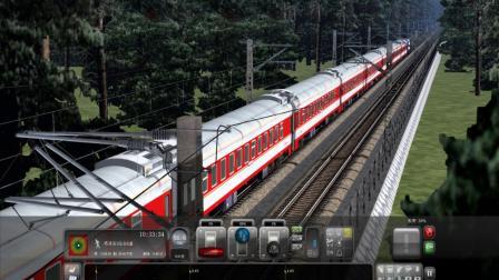 和谐中国模拟火车视频