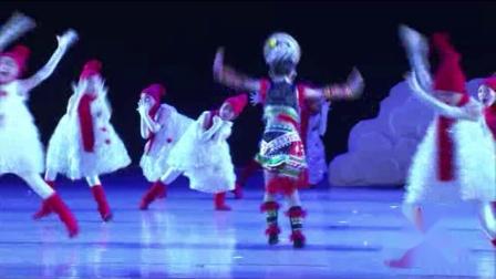 2021最新幼儿园六一节目舞蹈《雪娃娃》
