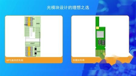 MPS新品:MPM3860-新型 7V,6A 超薄电源模块