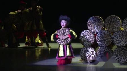 2021最新幼儿园六一儿童节舞蹈《巴图鲁》