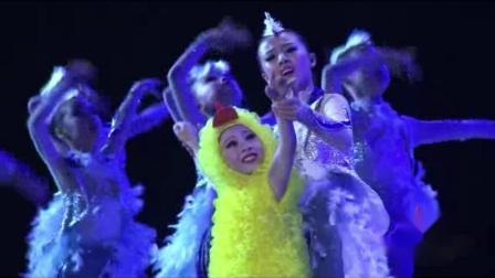 2021最新幼儿园六一儿童节舞蹈《翅膀的呼唤》