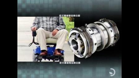 电动轮椅,电动代步车制动器安装与应用参考