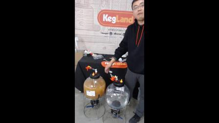Kegland  Fermzilla发酵桶如何保压发酵