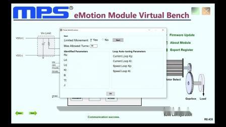 MPS视频:采用 MPS 双轴直流无刷电机实现精准运动控制
