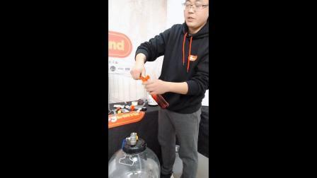 Fermzilla 锥形发酵桶顶部等压干投操作