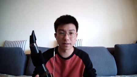 电吹管教学(一) 罗兰AE-10电吹管的构造简介 吹嘴按键插孔电源的使用