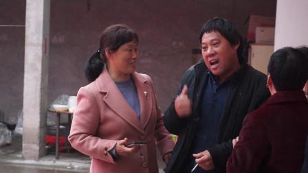 闫永收先生、吕艳霞女士为令郎花烛之喜