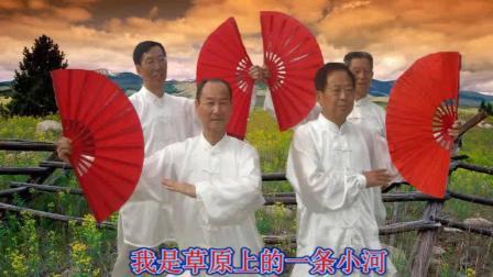 2011.06.04地坛太极表演PS照片配乐视频