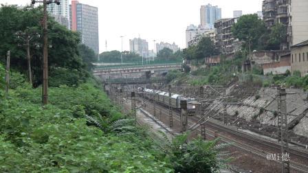 [火车]HXD3C+25G[K9010]怀化-长沙 京广线长沙 上行