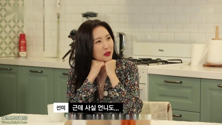 JYP是不是这么想喂宣美吃饭