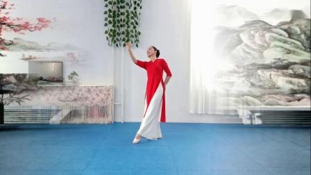 塔河蓉儿瑜伽舞蹈会馆古典舞身韵《一梦黄粱》