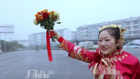 甜蜜蜜婚礼2020年腊月初9   叶吉飞&黎鸿雁  喜结良缘 婚礼花絮