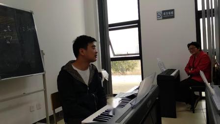 即兴伴奏2班  20210315课后作业