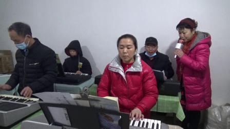 鹤壁市电子琴班部分学员毕业相册留念歌曲:卖报歌