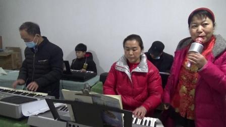鹤壁市电子琴班部分学员毕业相册留念歌曲:世上只有妈妈好