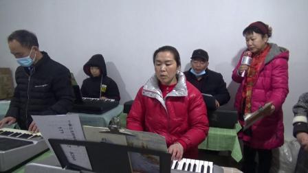鹤壁市电子琴班部分学员毕业相册留念歌曲:找朋友