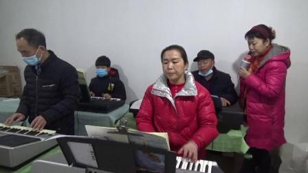 鹤壁市电子琴班部分学员毕业相册留念歌曲:我的好妈妈