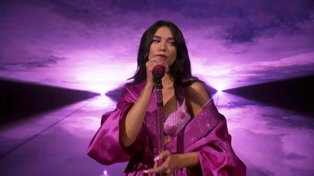 Dua Lipa - Levitating ft. DaBaby & Don't Start Now (Live at the GRAMMYs 2021)