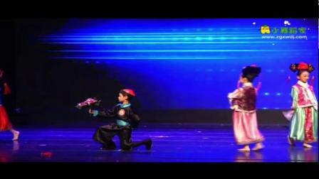 2021最新幼儿园六一舞蹈《清宫SHOW》