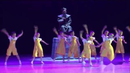 2021最新幼儿园六一舞蹈《请不要伤害我》