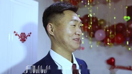 甜蜜蜜婚礼2021.01.09 李 磊&叶 静 喜结良缘 婚礼花絮