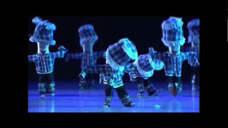 2021最新幼儿园六一舞蹈《穰穰满家》