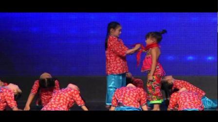 2021最新幼儿园六一舞蹈《山妞妞》