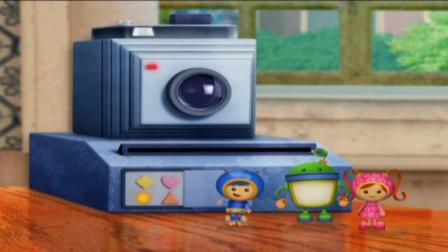 呜咪123:吉奥了解清楚了,想要借书,就要拍一张照片!