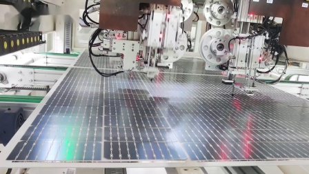 阿特斯双面组件是如何打造的