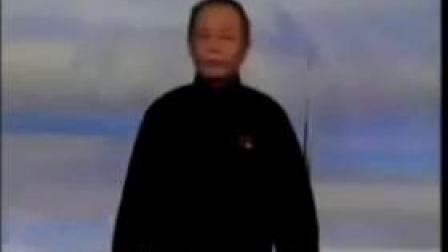 42式太极剑李德印老师演示(配乐鸿雁5'11)