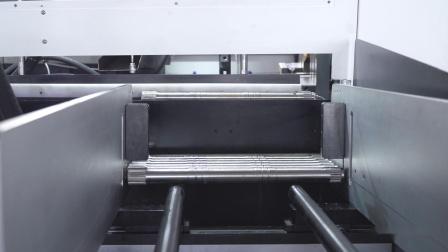 力成专机 实轴割槽专机(HL203割槽机)