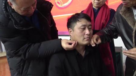 针灸培训李长俊老师无极飞龙针法-膝关节发凉治疗