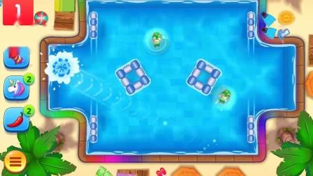 汤姆猫水上乐园 汤姆猫被困啦,赶紧找自己的小伙伴自救吧!游戏