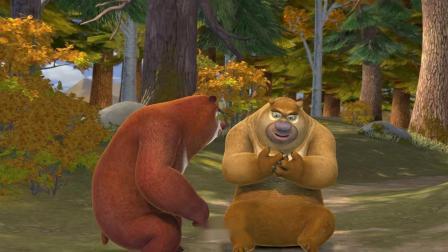 熊出没:蝴蝶不动了,是秋天到了,蝴蝶的生命要结束了吗