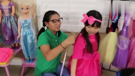 国外儿童时尚,小萝莉姐妹都喜欢裙子!你们喜欢吗?