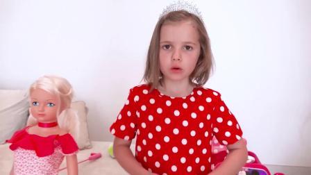 国外儿童时尚,小萝莉盛装打扮,要去干嘛