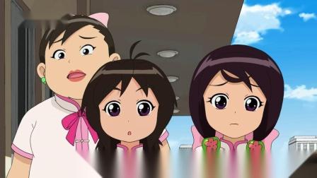 甜心格格:原来双胞胎是这样的——穿一条裙子,吃一块蛋糕!