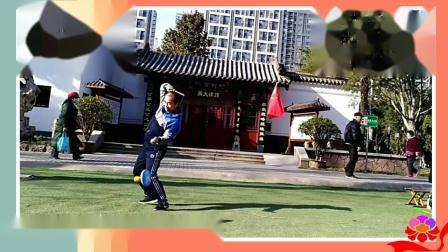 2021河南省迎春线上空竹大赛 洛阳潘卫国