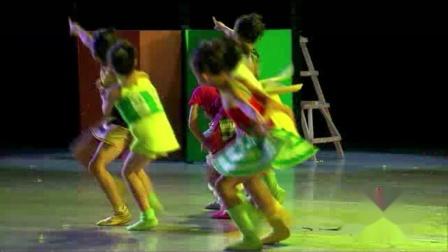 2021最新幼儿园六一舞蹈《我们也有家》