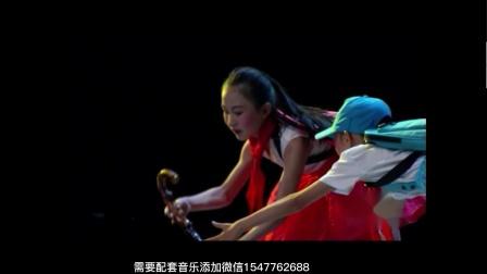 2021最新幼儿园六一舞蹈《我是红领巾》