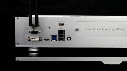 国产数字音乐播放器的跨时代产品:享声AMC超弦D1 HiFi音乐服务器