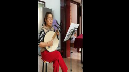 月琴演奏  京剧选段《红娘》