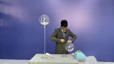 泡泡联盟街卖气球网红波波球免费教学教程造型