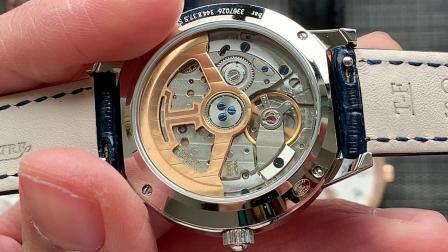 大v腕表 GF厂积家约会全新升级一体机芯腕表!优雅的女款腕表!