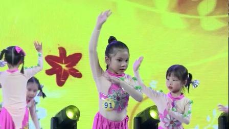 2021最新幼儿园六一舞蹈《麻花辫》